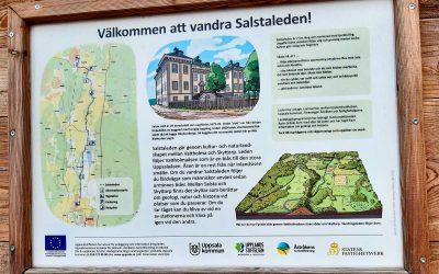 Vandra Salstaleden